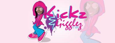 Kickz & Gigglez  FaceBook cover
