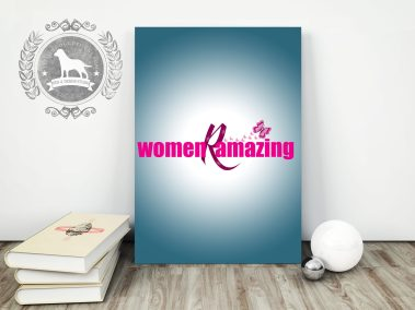 WomneRAmazing logo design