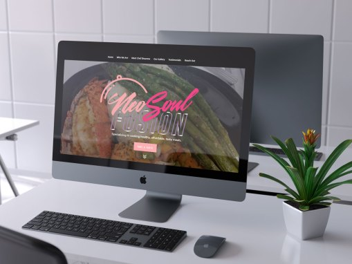 Neo Soul Website Design & Development
