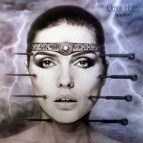 Debbie Harry - 1981 - Koo-Koo. Harry, the lead singer of Blondie, tapped Giger to change her image for her solo career.