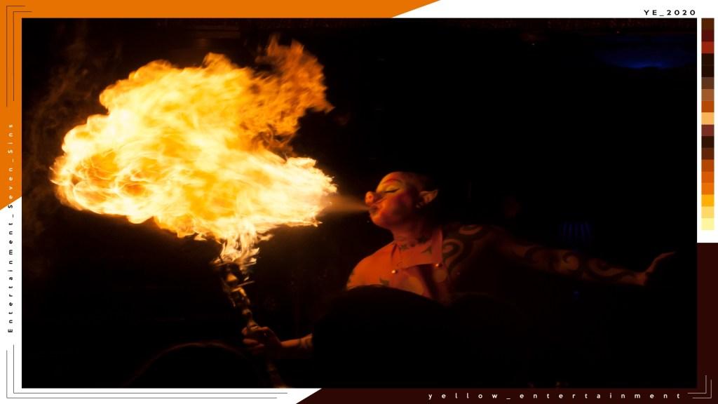 fire breathing seven sins chrisalys