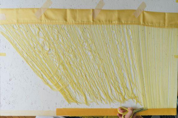 yellowgirl_DIY Fransen Lampenschirm (5 von 14)