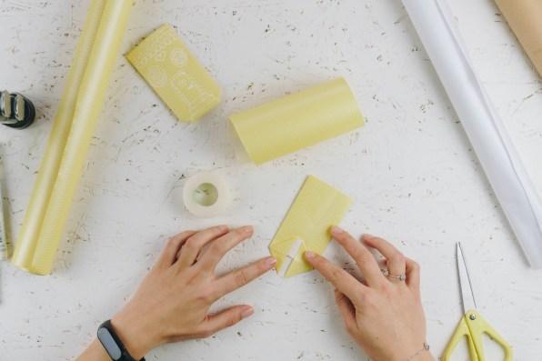 yellowgirl-Pastell Weihnachten- DIY Last Minute Adventskalender (5 von 13)