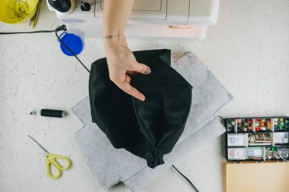 yellowgirl-DIY Handtasche- look a like zwischen Fendi und Dries Van Noten (9 von 22)