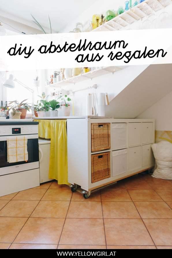 yellowgirl-Dachschrägen-nutzen--DIY-Abstellraum-aus-Regalen-P