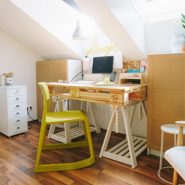 5 Tipps: Mein perfektes Home Office*