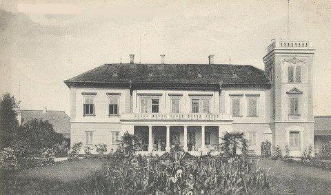 Castelul Bamffy, sec. XIX