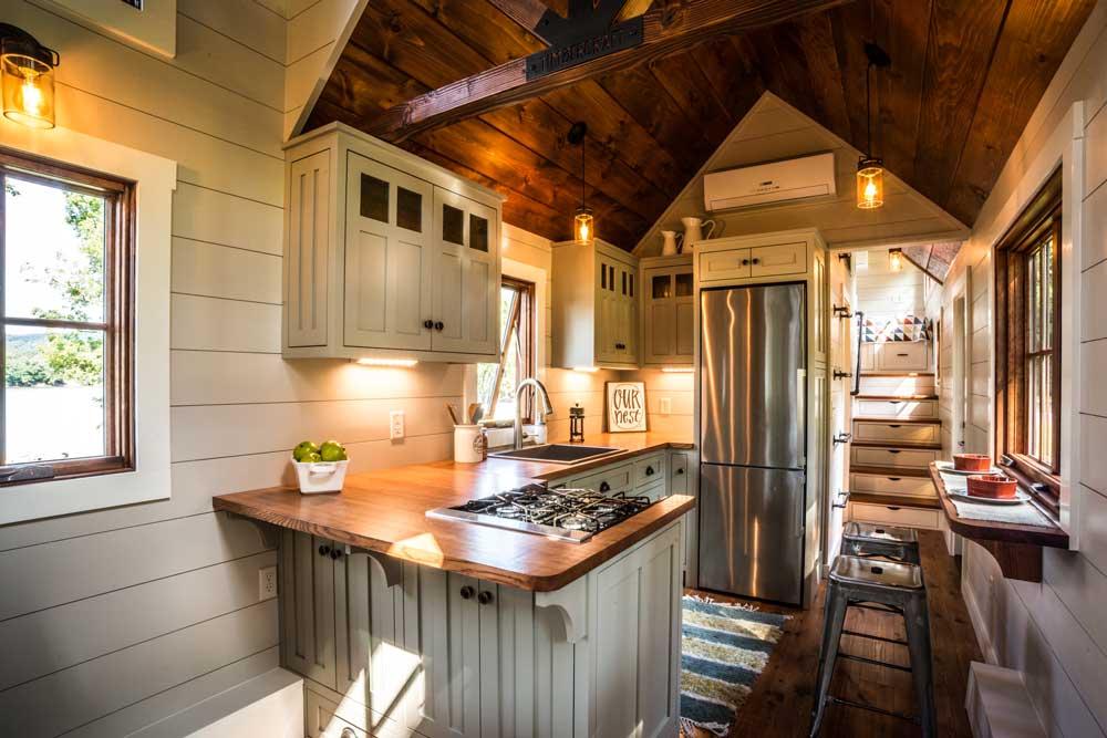 Tiny Houses. Big Luxury. Made In Alabama.