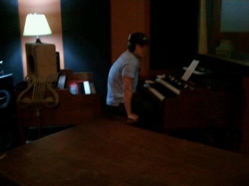 Tracking at Foxtrot Studio (4/6)
