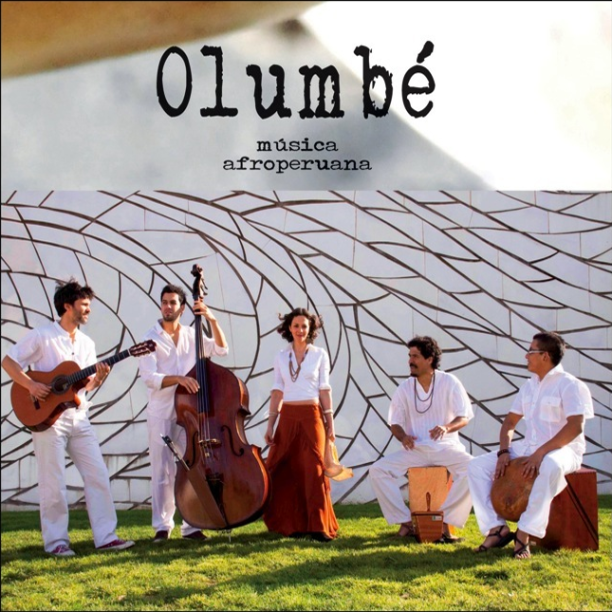 OLUMBÉ | FRONT COVER