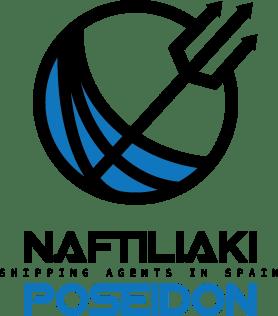 logotipo Naftiliaki Poseidon