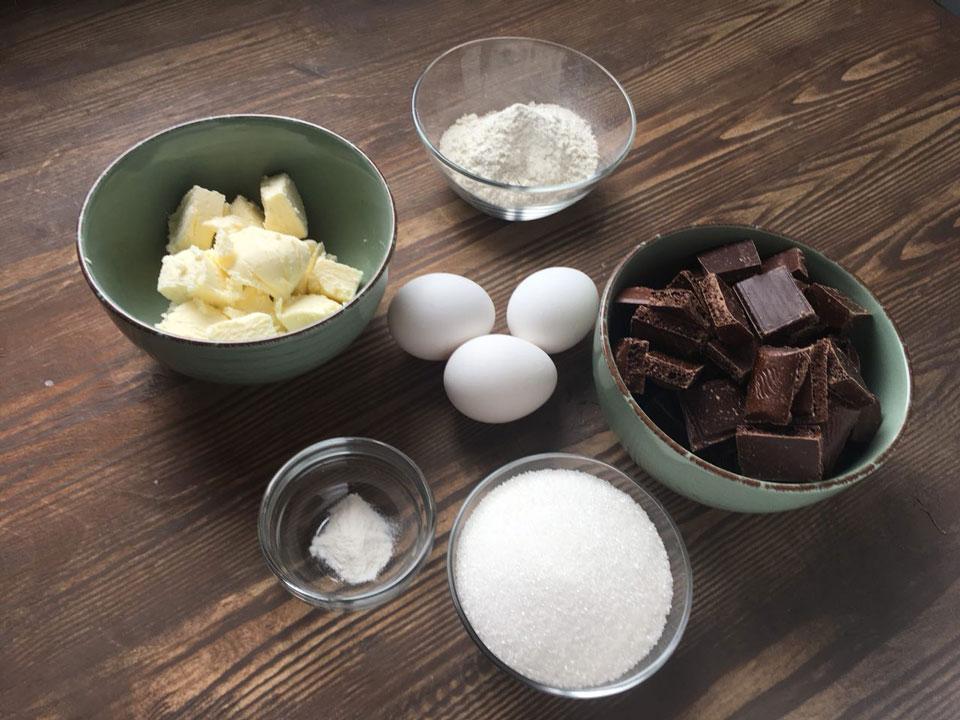Рецепт брауни | Yellowmixer.com