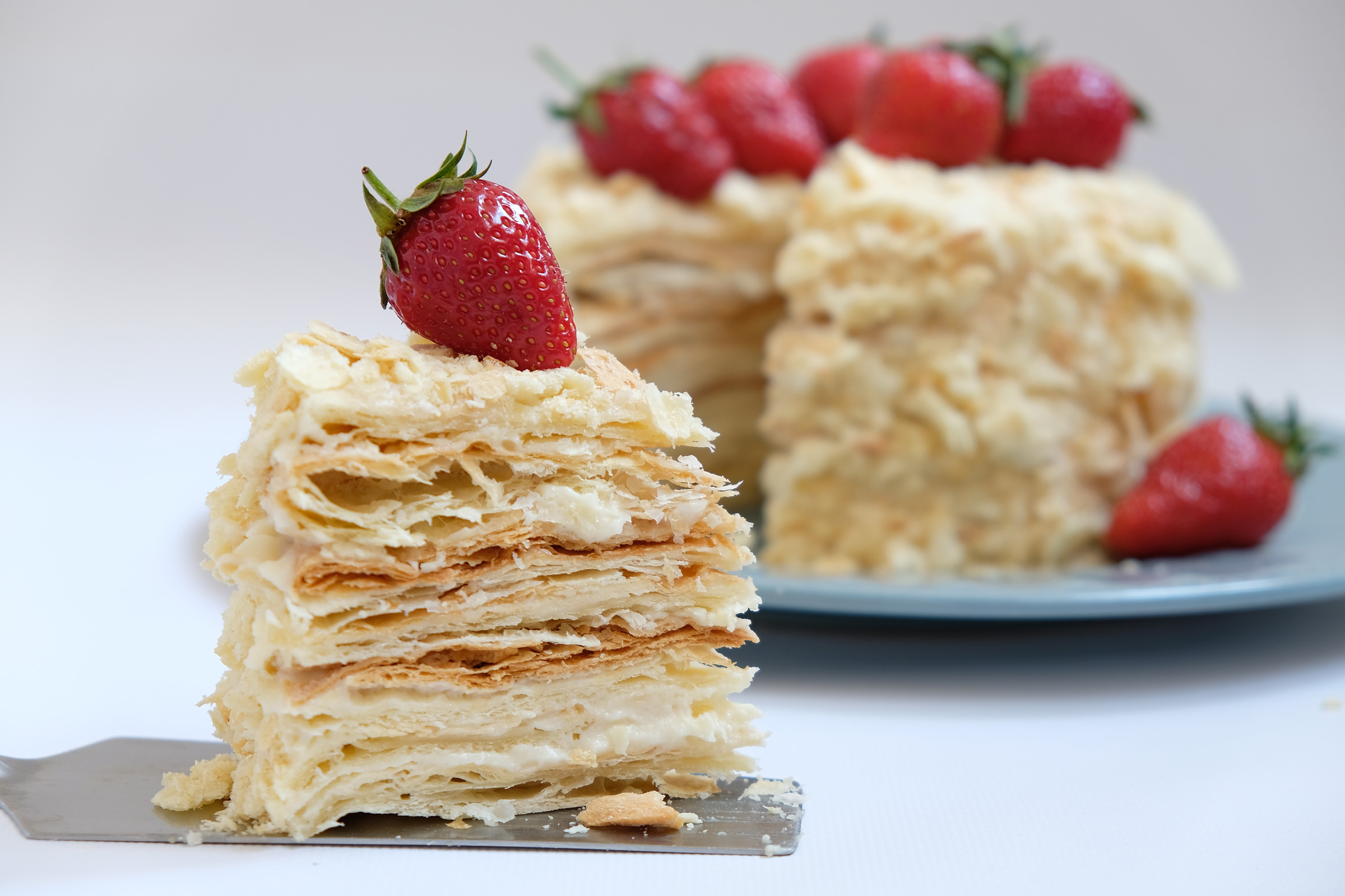 Желаю, наполеон картинки торт