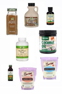 Best iHerb products for baking