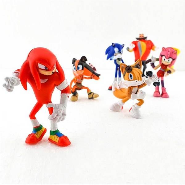Sonic Boom Speelfiguren
