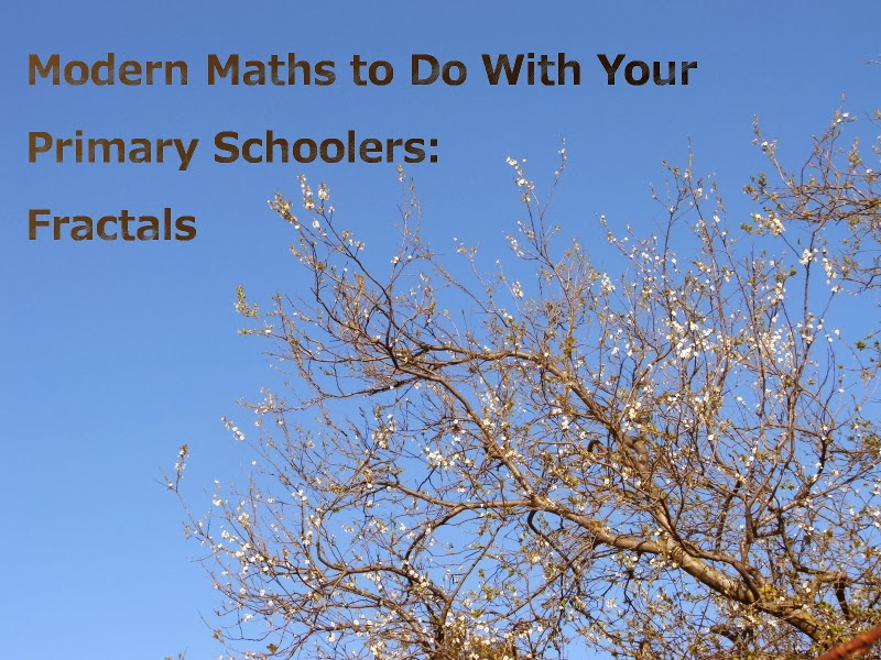Modern Maths to Do WIth Your Primary Schoolers: Fractals