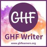 GHF: GHF Writer, www.ghflearners.org