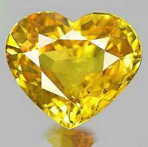 meaning of yellow Sapphire