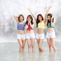 Girl's Day returns with a splash for Lotte World Water Park