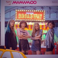 "Not-Even-Reviewish: MAMAMOO - ""New York"" Is Enjoyable Fodder"