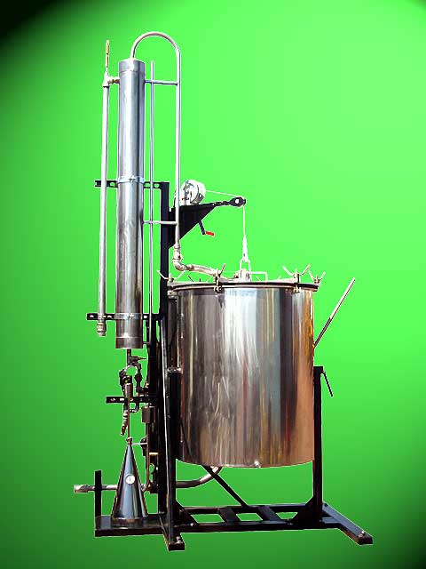 DIY distillers and where to buy distilling equipment for making essential oils (1/6)