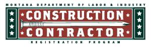 Registered Montana Construction Contractor