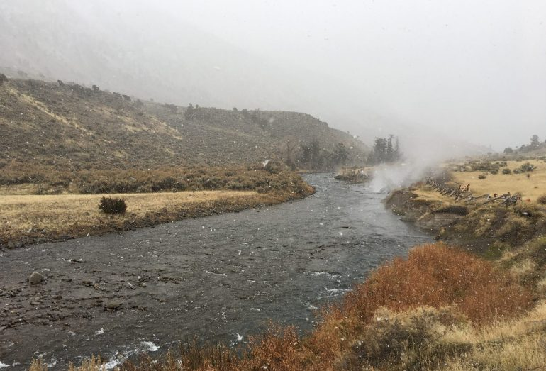 boiling river is in Yellowstone Top 10