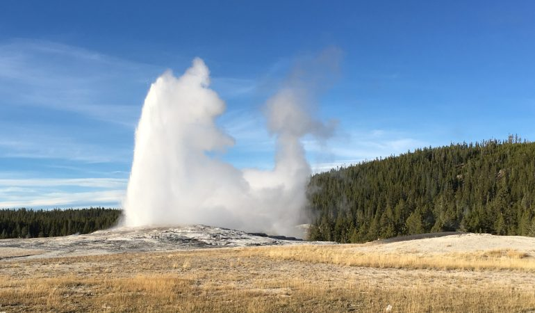 (Planning Your Old Faithful Visit) How Often Does Old Faithful Erupt?