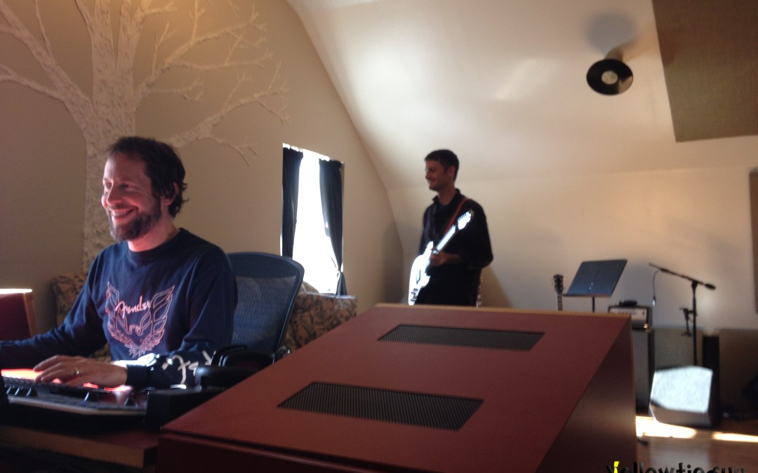 Video from the Studio