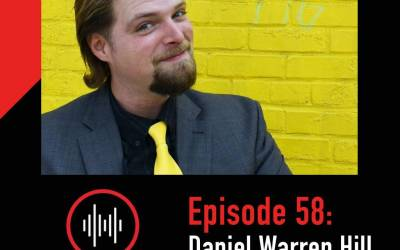 Daniel Warren Hill on Ambition Radio Podcast
