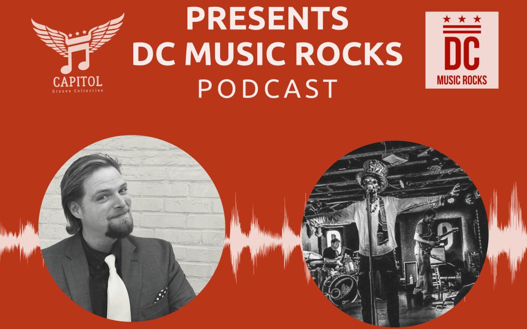 Daniel Hosts Kromanauts on CGC Presents DC Music Rocks