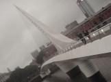 "… and reached, when walking, via the ""Women's Bridge"""