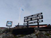 A visit to the Argentinian Base Brown
