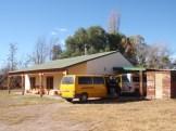 Visiting Paula and Jeremy staying near San Rafael