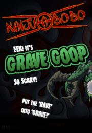 Kaiju-A-GoGo: Grave Goop Halloween Skin 1