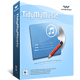 Wondershare TidyMyMusic for Mac 1