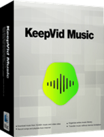 KeepVid Music for Mac 1