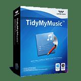 Wondershare Tidymymusic for Windows 1