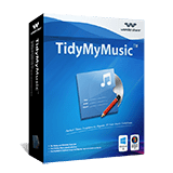 Wondershare Tidymymusic for Windows