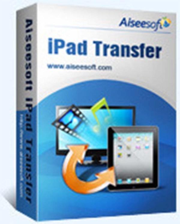 Aiseesoft iPad Transfer 1