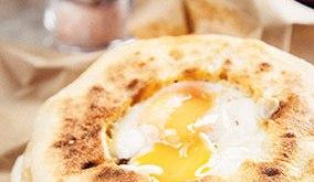 Bazlamadan Yumurtalı Sandviç