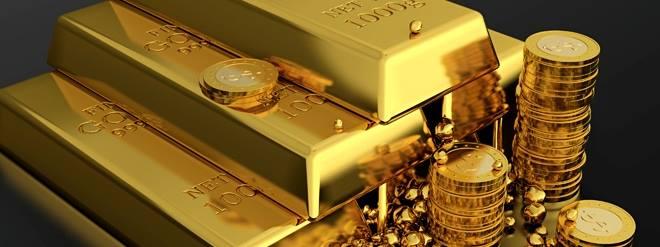 هبوط اسعار الذهب بعد ان كان مستقر