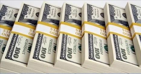 مؤشر الدولار الامريكي عند اقل سعر منذ 5 اشهر