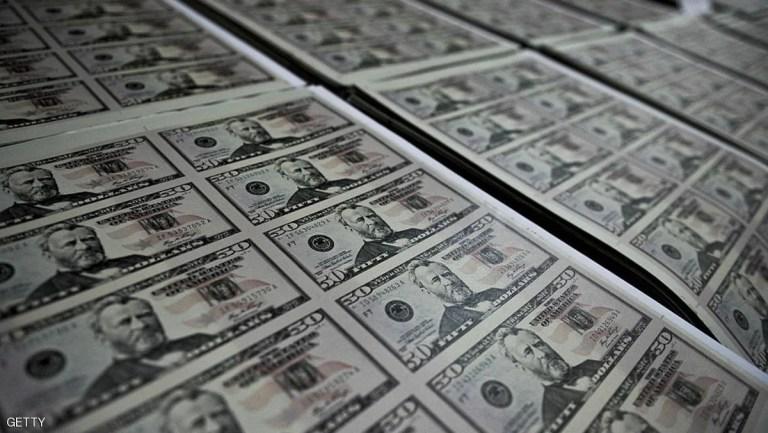 حجم دين امريكا يبلغ 14 الف دولار !
