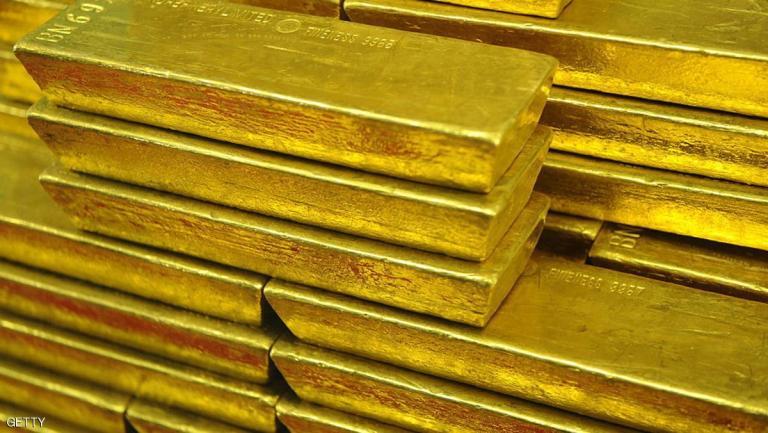 اسعار الذهب بعد 3 اسابيع