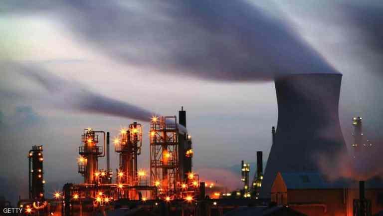 اسعار النفط اليوم تحقق ارتفاغ بسبب روسيا