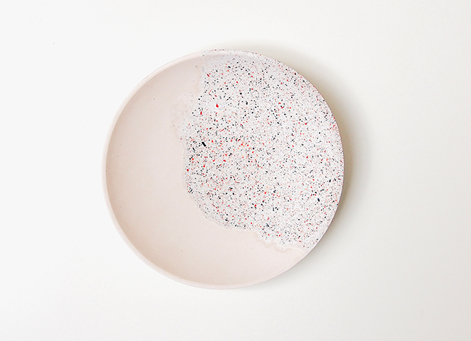 Jewellery Tray Speckled