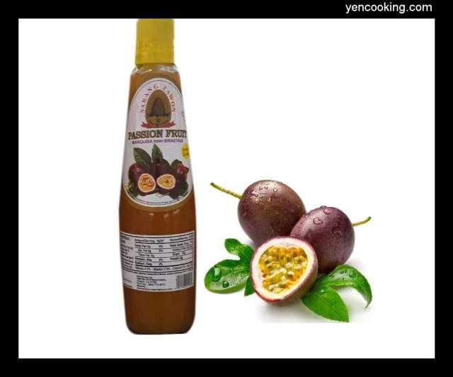 Sarang Tawon Lilikoi Passion Fruit Juice passionfruit maracuja Chinola Concentrate Refreshing Summer Drinks