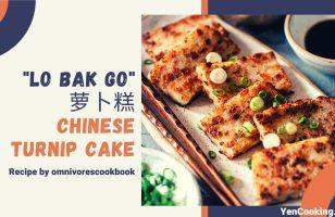 Chinese Turnip Cake