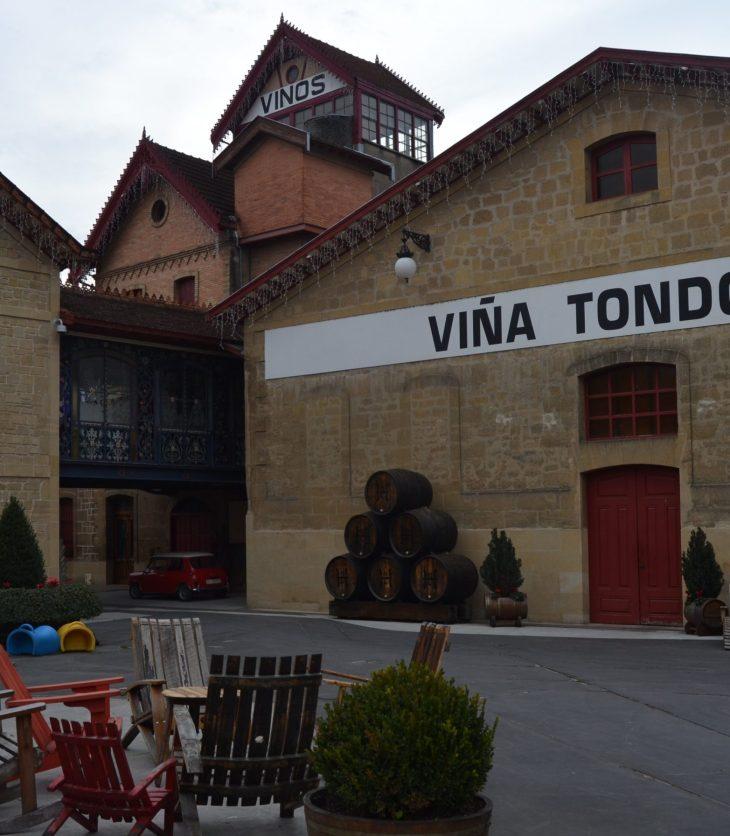 Visita a la Bodega Viña Tondonia